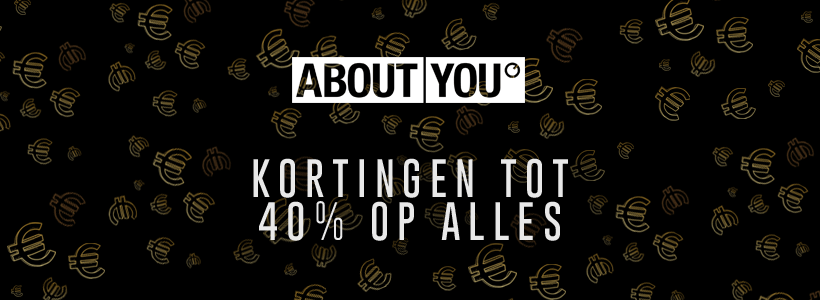Black Friday bij About You