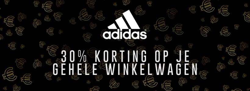 Black Friday bij Adidas
