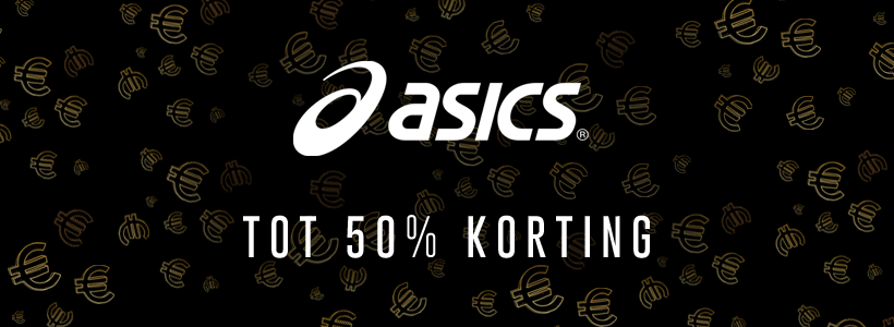 Black Friday bij ASICS