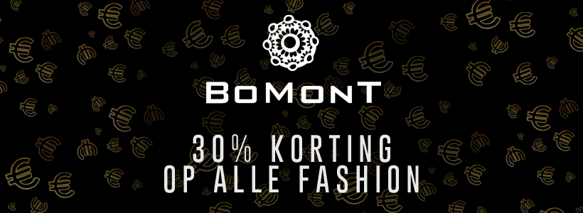 Black Friday bij Bomont