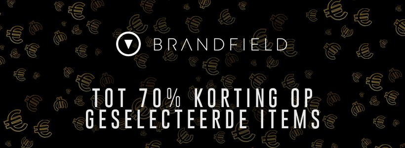 Black Friday bij Brandfield