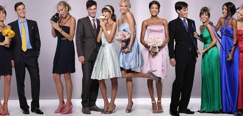 d0fb15685394c7 Ben je te gast uitgenodigd op een bruiloft  Wat leuk! Maar wat trek je aan  op zo n dag  Het is een romantische gelegenheid waarbij je er op je best  uit wil ...