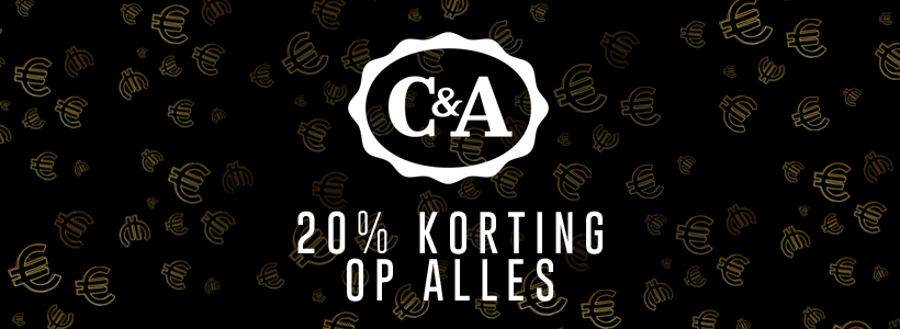 Black Friday bij C&A