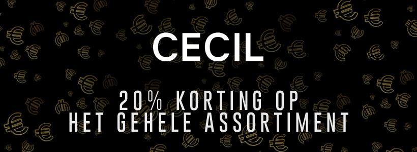 Black Friday bij Cecil