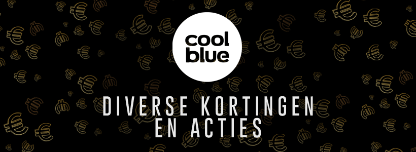 Black Friday bij Coolblue