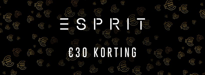 Black Friday bij Esprit