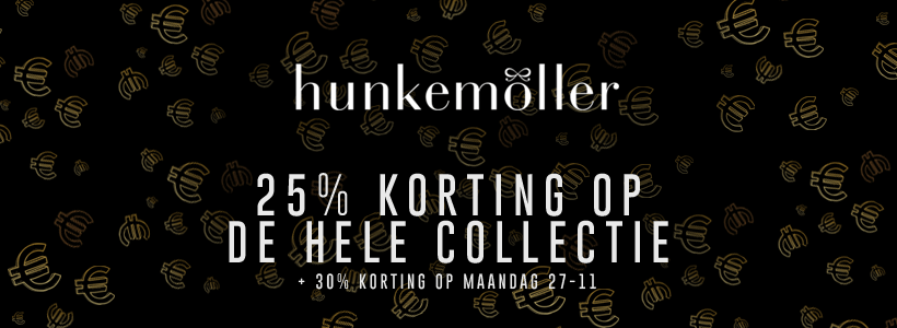Black Friday bij Hunkemöller