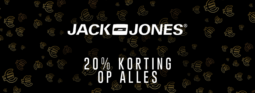 Black Friday bij Jack&Jones