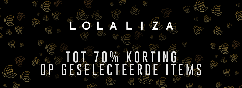 Black Friday bij Lolaliza