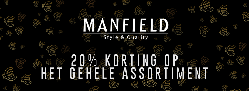 Black Friday bij Manfield
