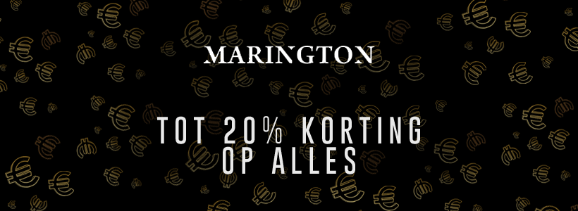 Black Friday bij Marington