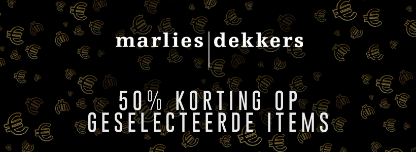 Black Friday bij Marlies Dekkers