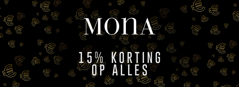 Black Friday bij Mona Mode