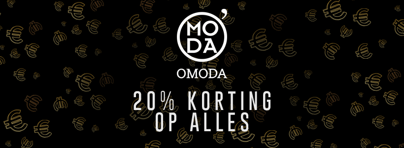 Black Friday bij Omoda