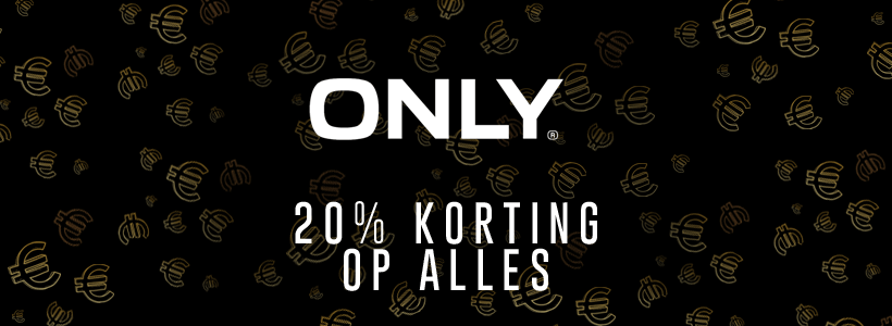 Black Friday bij ONLY