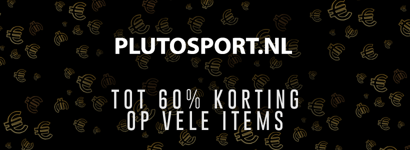Black Friday bij Plutosport