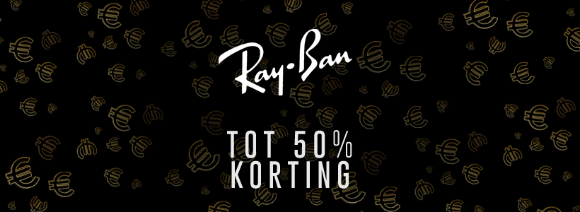 Black Friday bij Ray-Ban