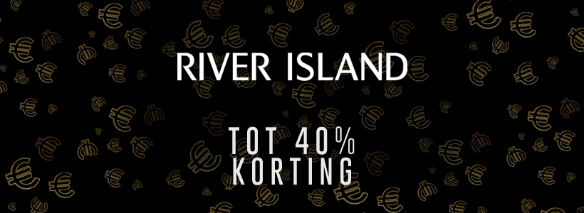 Black Friday bij River Island