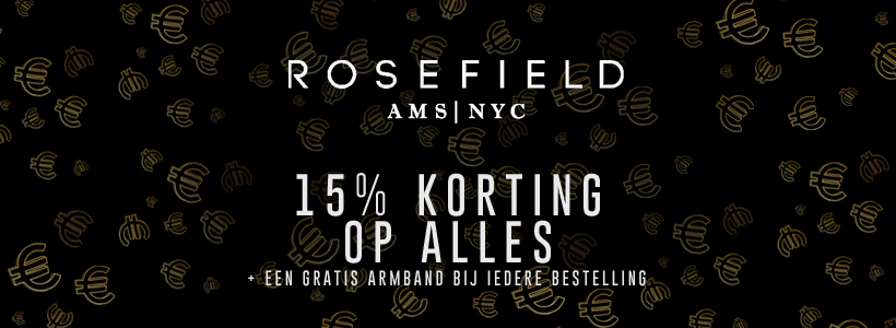 Black Friday bij Rosefield