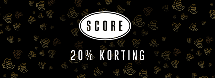 Black Friday bij Score