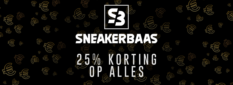 Black Friday bij Sneakerbaas