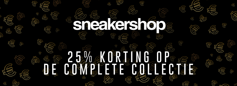 Black Friday bij Sneakershop