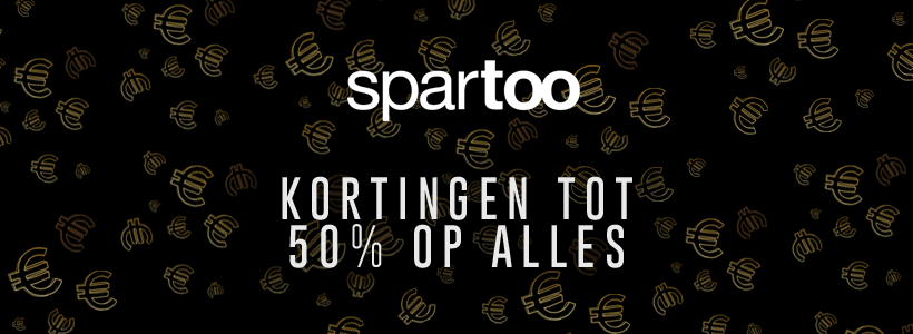 Black Friday bij Spartoo