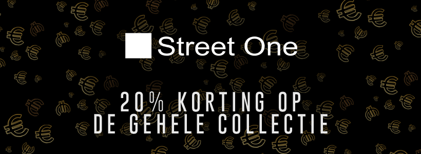 Black Friday bij Street One