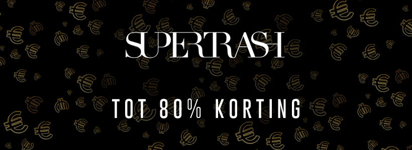Black Friday bij Supertrash