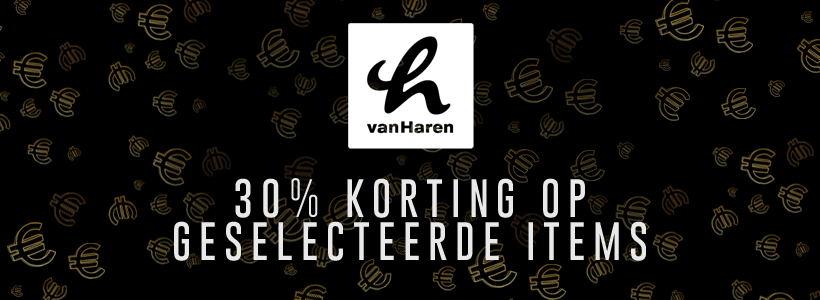 Black Friday bij vanHaren