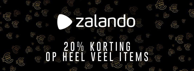 Black Friday bij Zalando